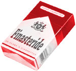 Smoke finasteride
