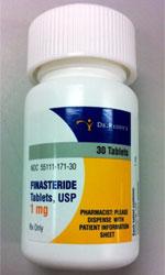Dr Reddy's 1mg finasteride