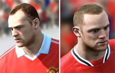 Wayne Rooney video game